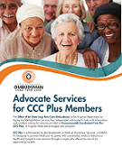 Thumbnail of Advocate Services for Commonwealth Coordinate Care Plus Members